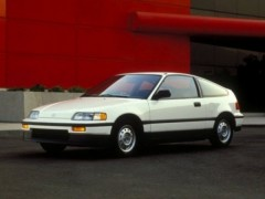 CIVIC 1984-88 COUPE/CRX