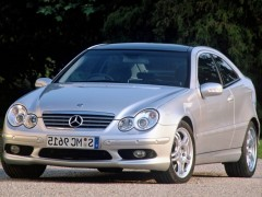 W 203 COUPE
