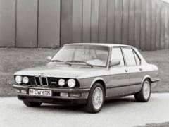 BMW E 28 (5 series)