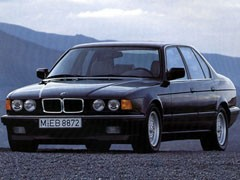 BMW E32 (7 series)