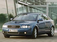Audi A4 B6-B7 (2001-2007)