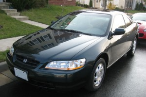 ACCORD COUPE 1998-