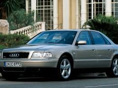Audi A8 D3 (1998-2002)